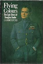Douglas Bader & Laddie Lucas signed to title page