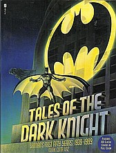 Batman 1989 Tales of the Dark Knight Multisigned