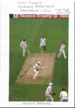 International and County Cricketers signed collect