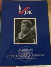 John F Kennedy Phonecard Series By Amerivox; 12.5
