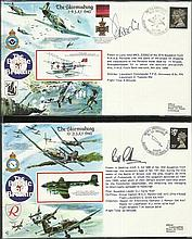 Battle of Britain & RAF collection of 60+ covers
