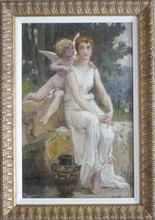 view guillaume seignac art prices and auction results. Black Bedroom Furniture Sets. Home Design Ideas
