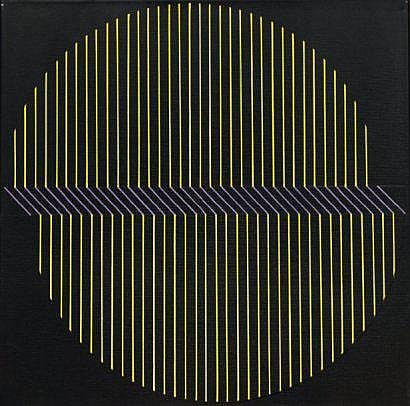 Romano ZANOTTI (1934) Décrochage horizontal 2005