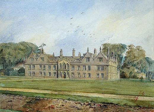 John Lawson (British, 1868-1909) A View of
