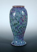 A good Ruskin high-fired vase,