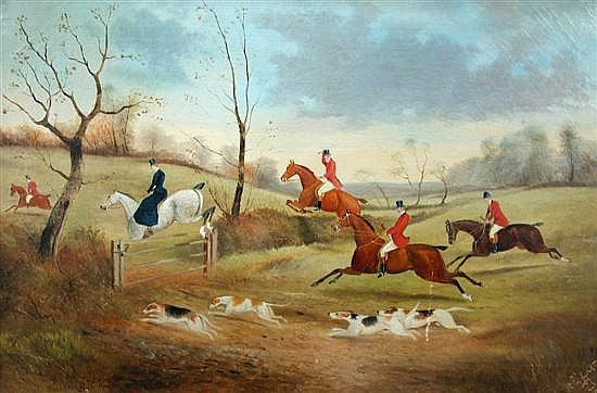 Philip H Rideout, (1860-1920)