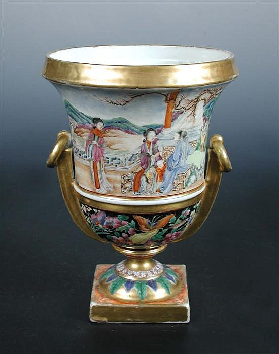 An early 19th century urn,