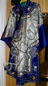 A 19th century mandarin robe,