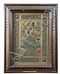 A pair of gilt panels in the manner of Icilio Federico Joni (Siena, 1866 – 1946),, I F Joni, Click for value