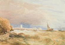 David Cox Paintings for Sale   David Cox Art Value Price Guide