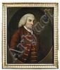 Attributed to William Hoare of Bath - Portrait of William Hanbury Esq. of Kelmarsh Hall, William Hoare, Click for value