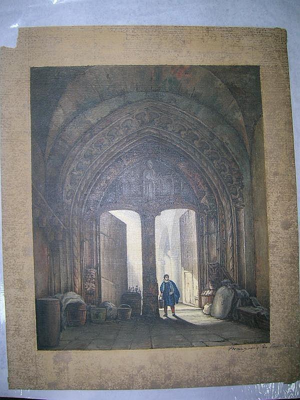 The Marquis de Gambiano (Italian, 19th Century)
