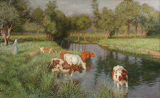 Richard Henry Brock (British, exh.1897-1915)