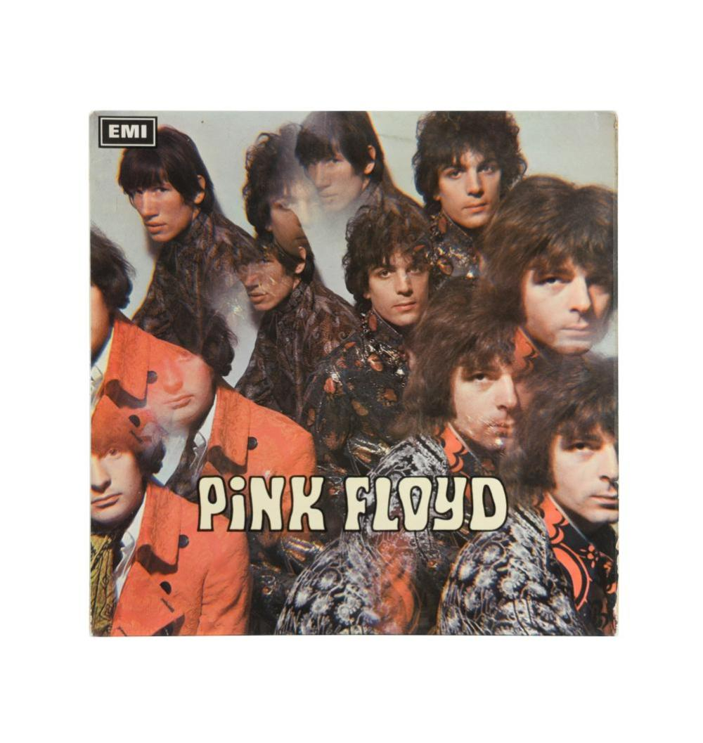 Pink Floyd, The Piper at the Gates of Dawn LP, UK Mono, 1967,