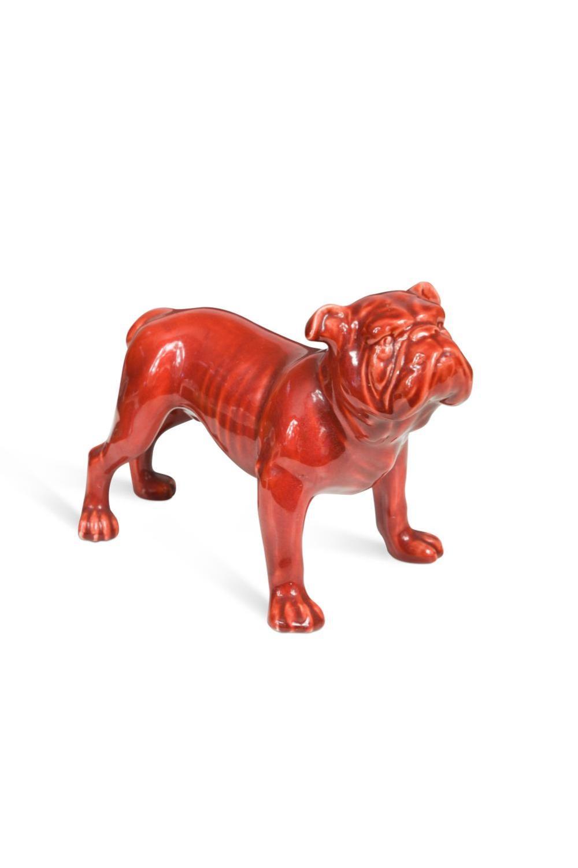 A Minton model of a Bulldog,