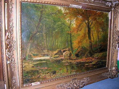 Alwin Arnegger (Austiran, 1883-1916) Autumn