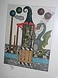 Fifo Stricker (Swiss b.1952) Eleven various, Fifo Stricker, Click for value
