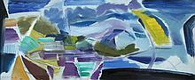 § Ivon Hitchens (British, 1893-1979) - Sussex Canal, No. 2 - oil on canvas
