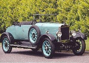 Arrol Johnston Car For Sale