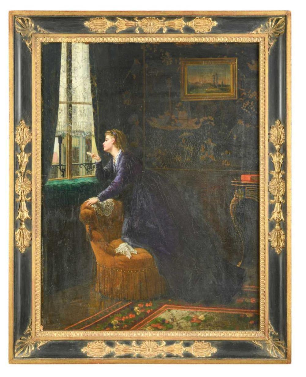 Constant Aimé-Marie Cap (Belgian, 1842-1915)