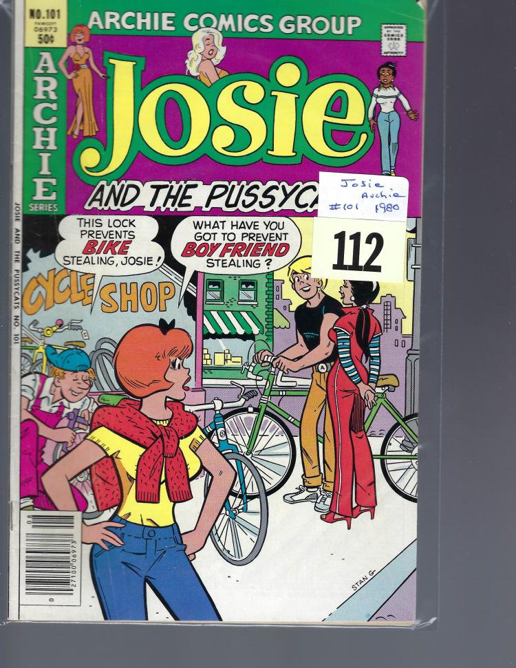 #101 Josie and the pussycats