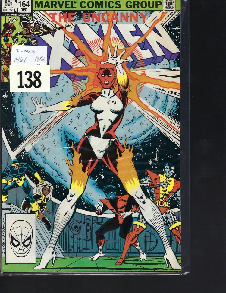 #138 X-Men