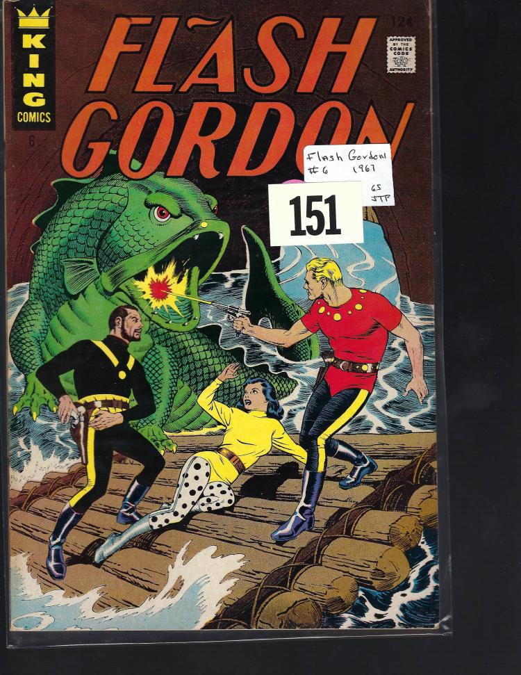 #6 Flash Gordon