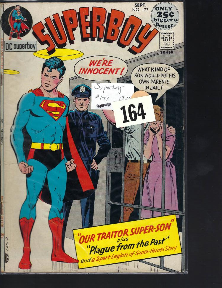 #177 Superboy