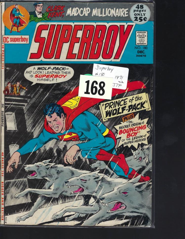 #180 Superboy