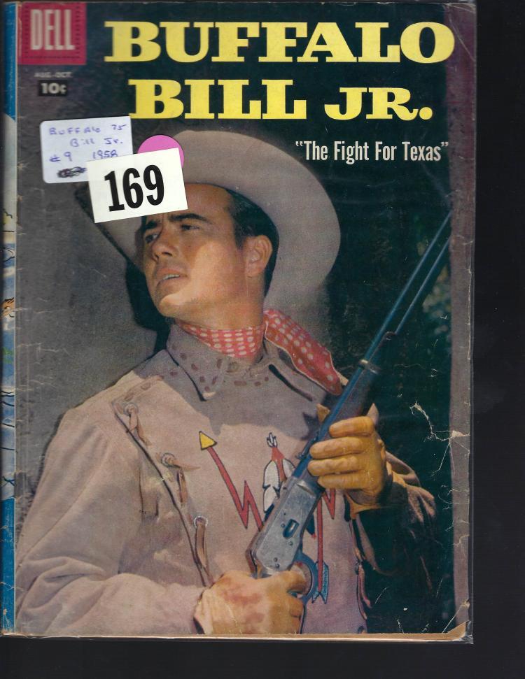 #9 Buffalo Bill Jr.
