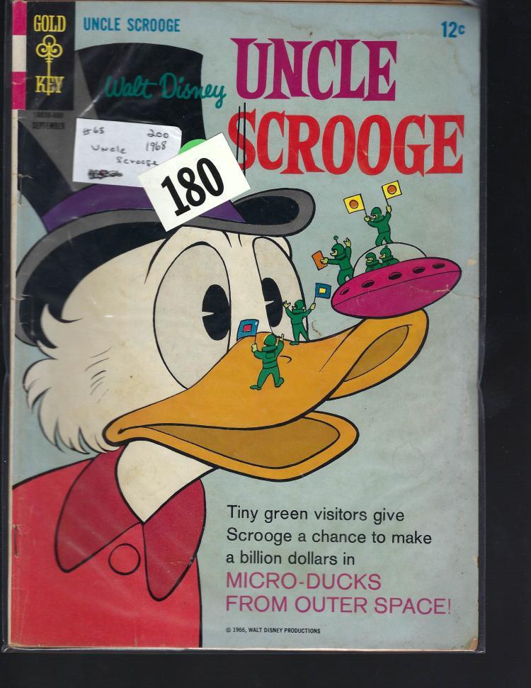 #65 Uncle Scrooge