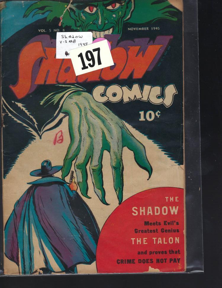 #8 Shadow Comics