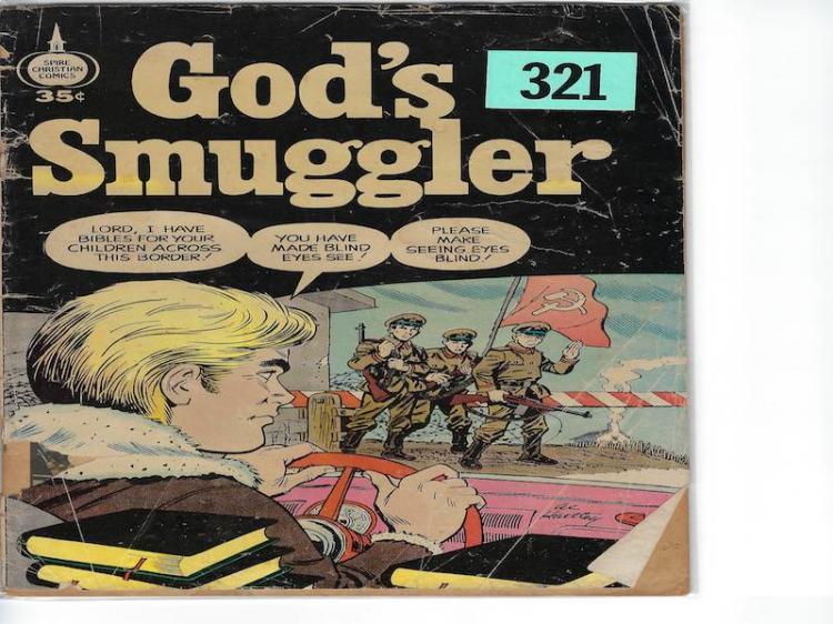 # 1 Gods Smuggler