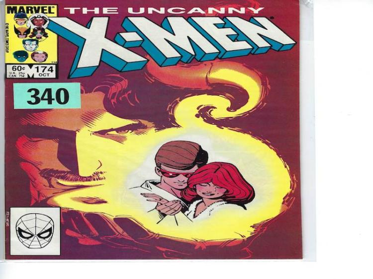 # 174 X-Men