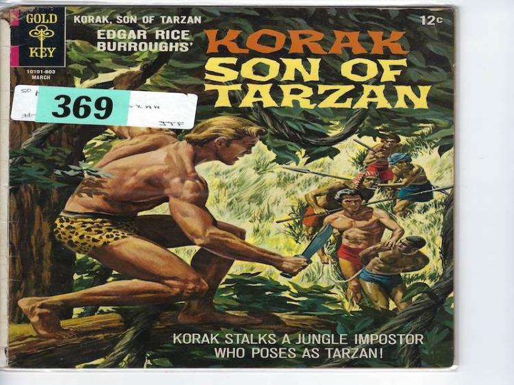 # 12 Korak Son of Tarzan