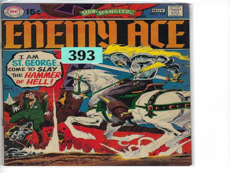 # 147 Star Spangled Enemy Ace