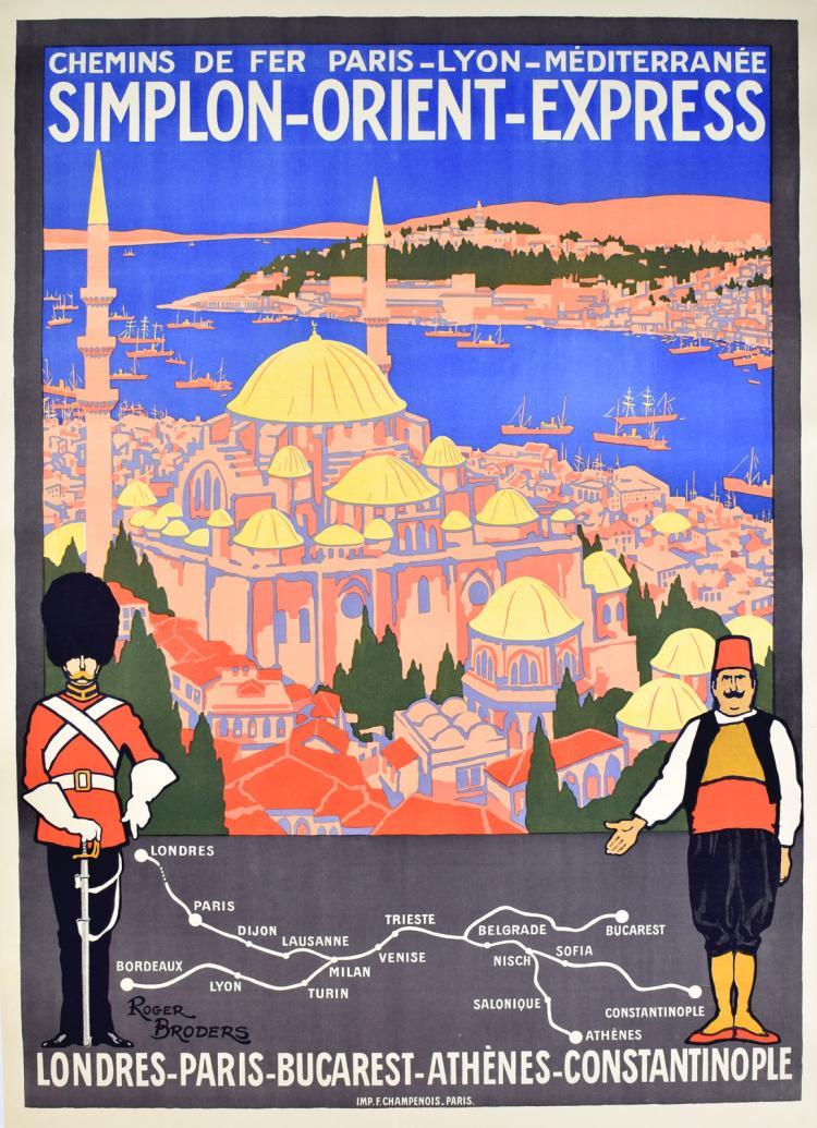 Simplon Orient Express