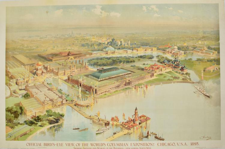 1893 Columbia Exposition