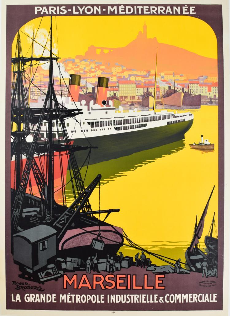 Marseille ( Industry)