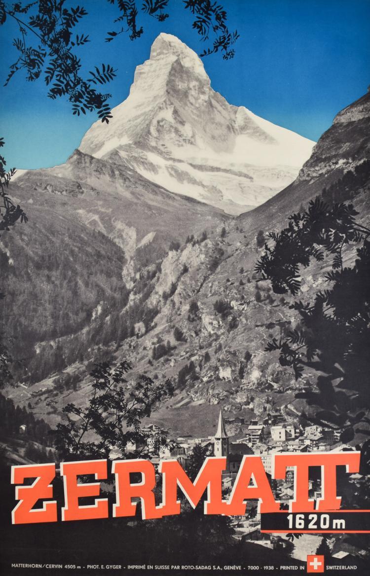 Zermatt 1620m Photo
