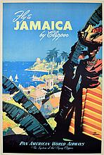 Fly To Jamaica Pan Am