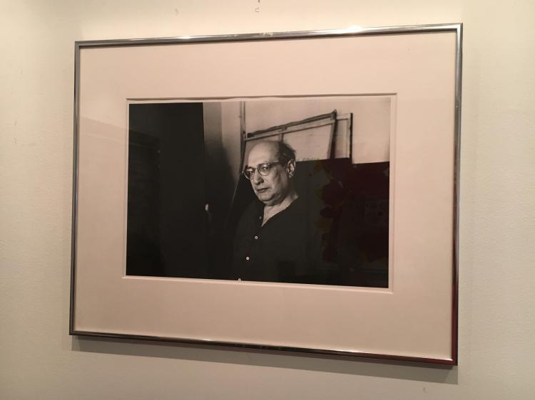 Alexander Liberman, Mark Rothko, circa 1960s