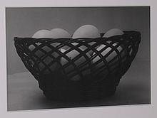 Josef Sudek, Basket of Eggs, early 1970s