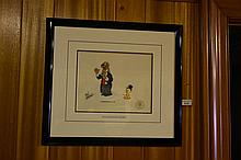 Friz Freling. An original cell from the 'Looney Looney Looney Bugs Bunny Mo