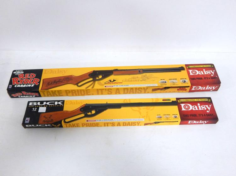 (2) NIB Daisy BB Guns