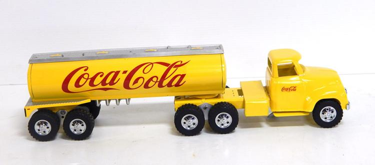 Coca Cola Tanker Truck