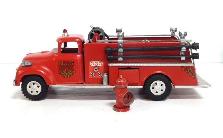 Tonka Fire Pumper
