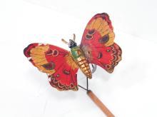 Gibbs Mfg. Butterfly Push Toy