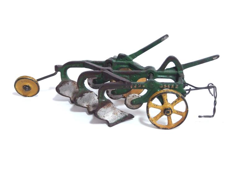 Vindex John Deere Plow