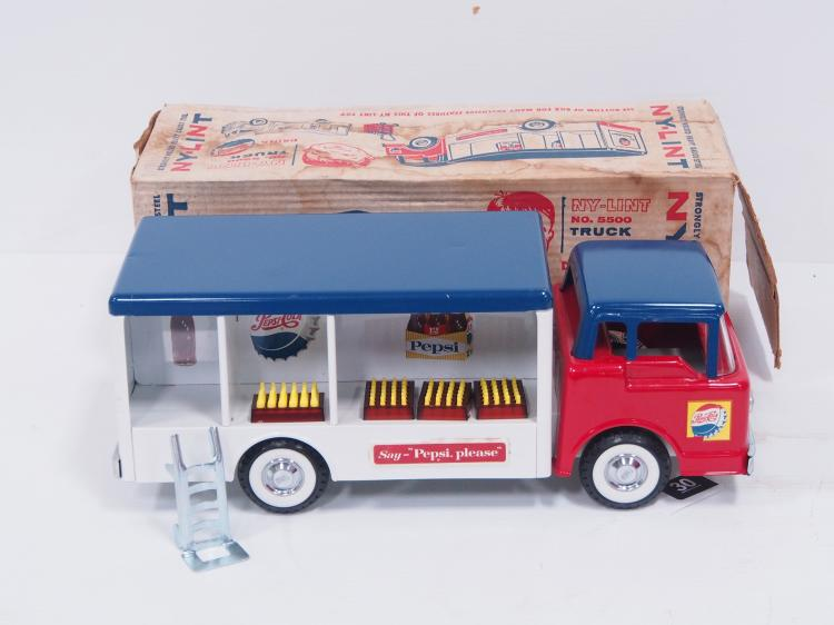 Nylint Pepsi Delivery Truck